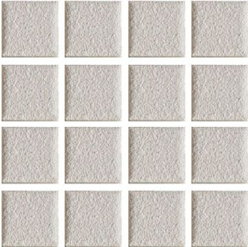 Waxman CA-101 Anti Slip White Ceramic Tiles - 10 sheet pack